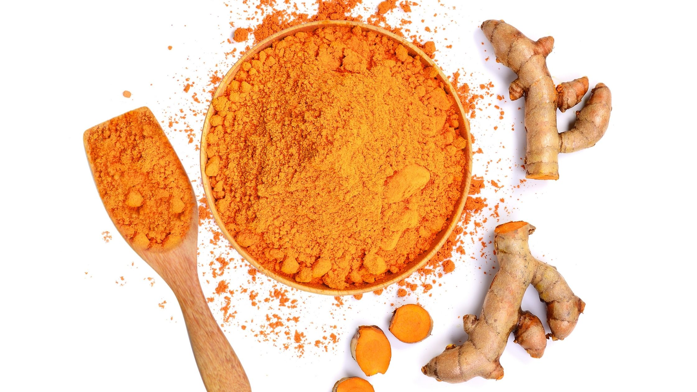 Turmeric Remedies to Reduce Vaginal Dryness