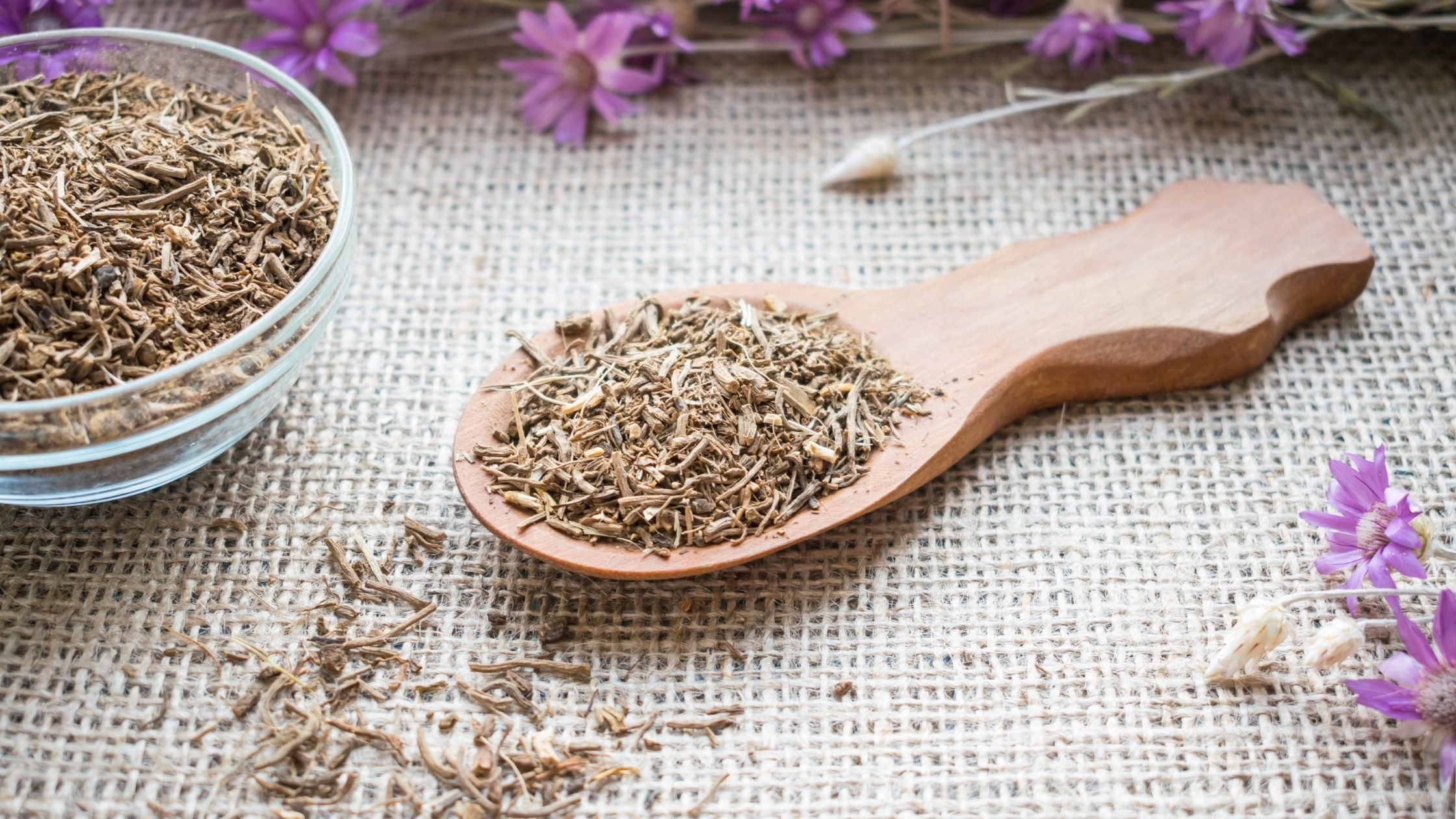 Valerian Remedies to Reduce Vaginal Dryness